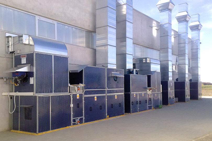 Plafoniere Per Cabine Di Verniciatura : Futura grandi mezzi: cabina di verniciatura cabinadivernicitura.it