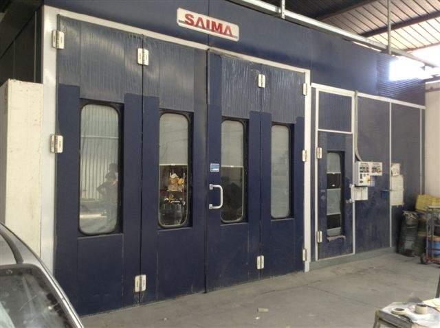 Usato garantito cabina di verniciatura for Cabine di tnstateparks com