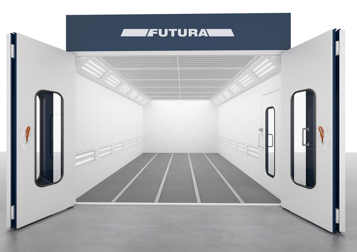 Plafoniere Per Cabine Di Verniciatura : Futura gamma cabina di verniciatura cabinadivernicitura