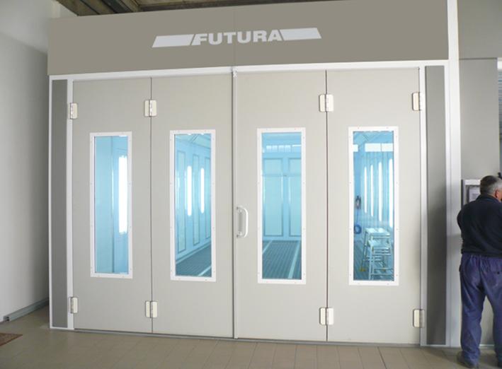 Plafoniere Per Cabine Di Verniciatura : Futura aqua cabina di verniciatura cabinadivernicitura