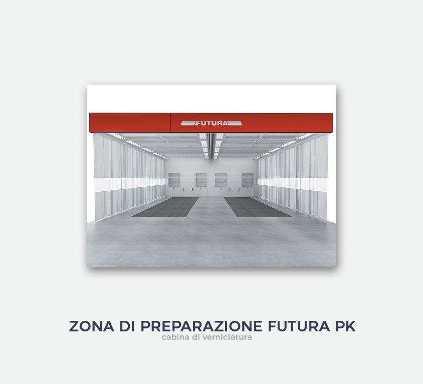 Zona di preparazione Futura PK